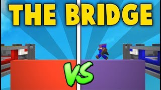 Carrying Noobs in THE BRIDGE! (Hypixel