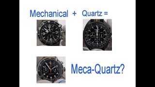 What is a Meca-Quartz Watch Movement? Watch and Learn #63