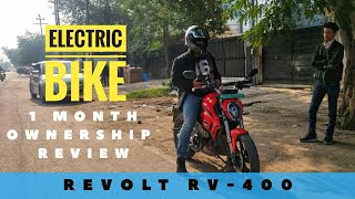 Revolt Rv 400 Ownership Review | Electric Motorcycle | Ksc Vlogs