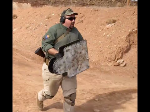 Desert Brutality 2019 - Sinistral Rifleman's Analysis - Stage 4 - Asset Management