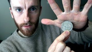 Don't take your eyes off the coin! | Steven Bridges