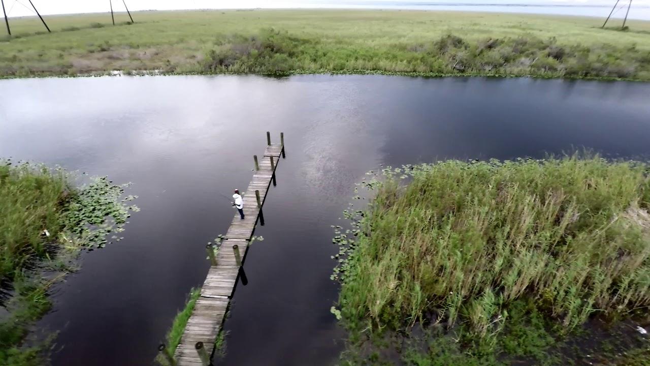 Open Solo Green Cube (3DR Solo) - Edge of the Everglades (4K)