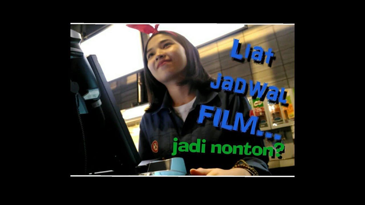 Jadwal FILM - jadi nonton? CGV member #vlog - YouTube