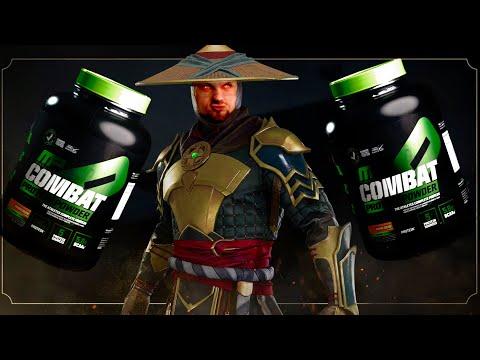 Белковый микс-файт. MusclePharm Combat Protein Powder