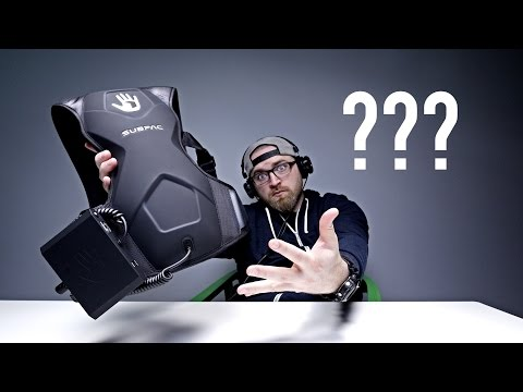 Thumbnail: Wearable Bass = MIND BLOWN?