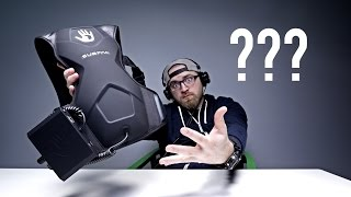 Wearable Bass = MIND BLOWN? by : Unbox Therapy