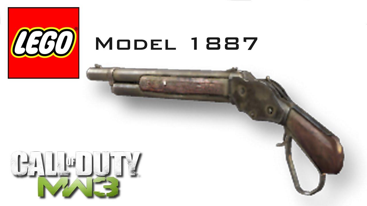 Call of duty modern warfare 2 gun - Call Of Duty Modern Warfare 2 Winchester Model 1887 Shell Ejecting Shotgun Replica Lifesize