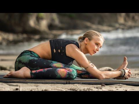 Yoga For Leg & Hip Flexibility | Hikers, Cyclists, & Dancers Deep Stretch Yoga Flow