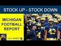 Michigan Football: Stock Up, Stock Down, Something To Prove - Shea Patterson, Rashan Gary, Harbaugh