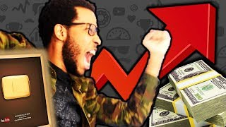 BUYING 1,000,000 YOUTUBE SUBSCRIBERS!