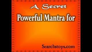 Male Child Mantra - Mantra for Male Child Luck And all Kind of Worldly Pleasure