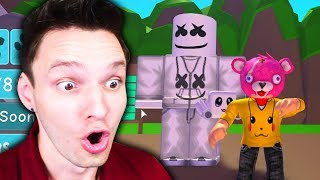 THIS FORTNITE TANZ KNOWS EVERYONE !! (Roblox)