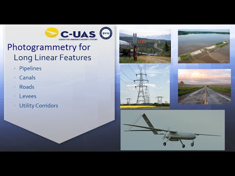 LiDAR and Photogrammetric Modeling with UAVs