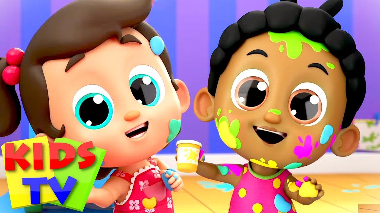 Yes Yes Song | Nursery Rhymes & Preschool Music | Children's Cartoon | Baby Toot Toot | Kids Tv