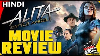 ALITA BATTLE ANGEL: Movie Review [Explained In Hindi]