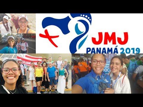 🔴Carolina Salvador EN VIVO| Testimonio de la JMJ Panama 2019