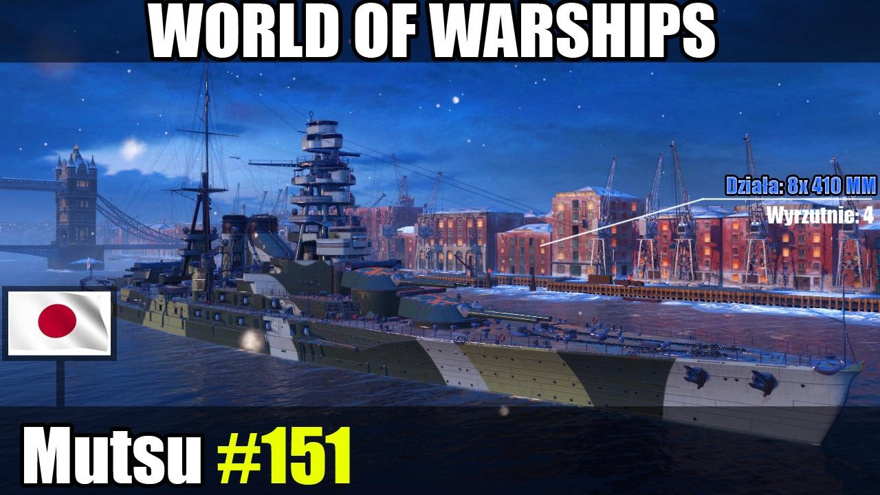 Mutsu world of warships