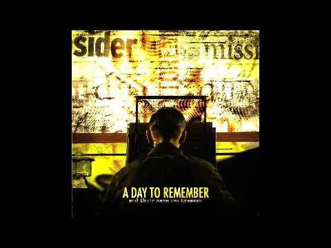 1958 - A Day to Remember