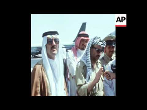 SYND 17 6 76 PLO LEADER YASSER ARAFAT INTERVIEW