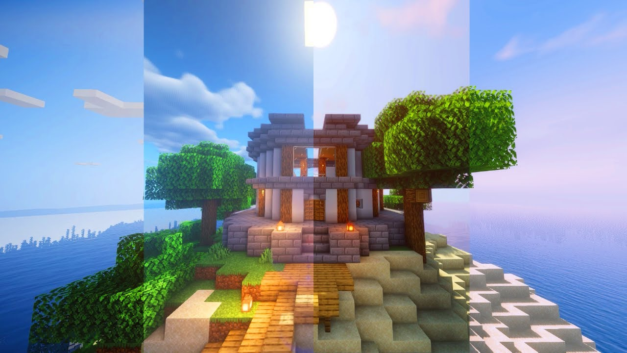 Top 9 Minecraft Shaders In 9.99.9