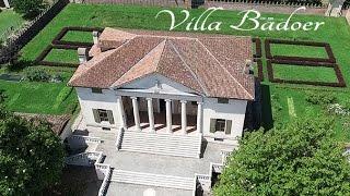 Villa Badoèr - Meraviglia del Rinascimento