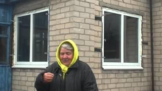 Отзыв про установку пластиковых окон Rehau компанией Открытые окна - Семетина Н.И., с Богдановка