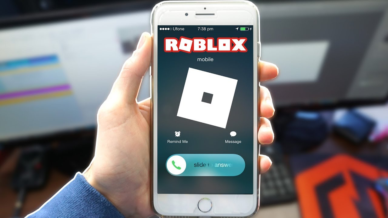 Calling Roblox - who is the owner of roblox phone number