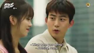 Let's Fight ghost Taecyeon Funny Momment