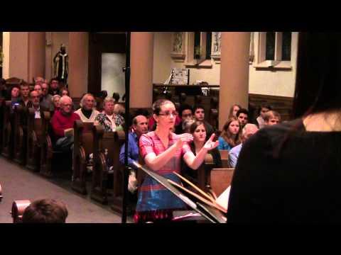 Ver Video de Camila Camila Ospina Fadul - Conducting Sample