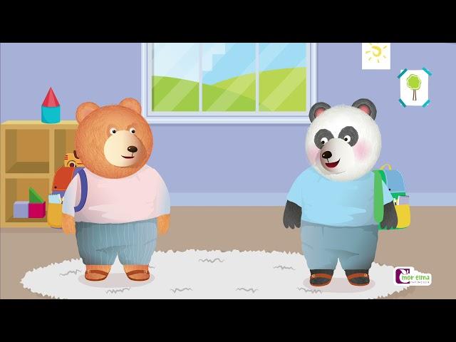 Pani ve Bobi Konuşuyor - Okul Öncesi Eğitim - Cici Mici