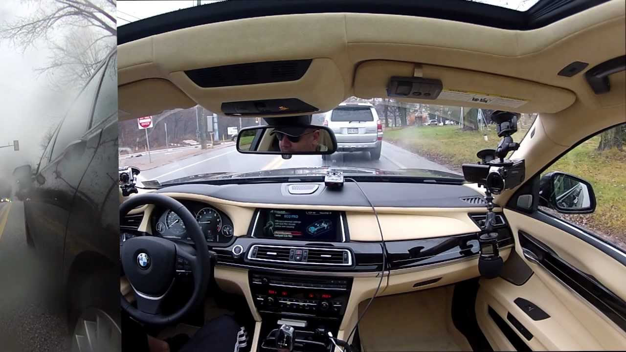 Driving Review 2013 BMW 7 Series