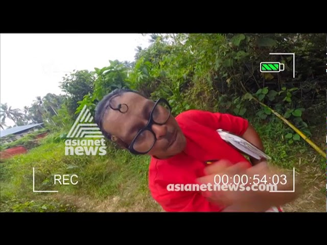 Munshi n  AKG remark row: Eggs thrown at VT Balram at Thrithala 10 Jan 2017