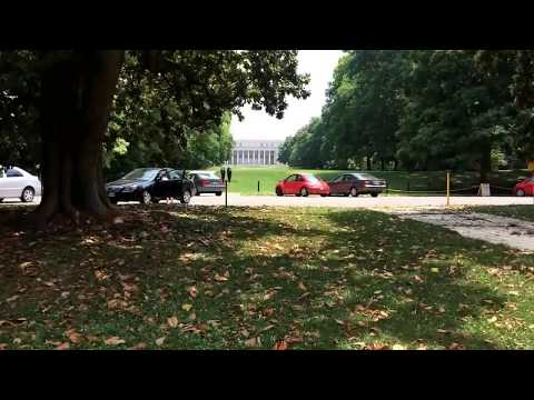Vanderbilt University campus tour - June 2014