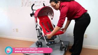 MacroBaby - Uppababy G-Luxe Stroller
