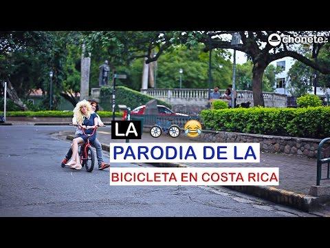Carlos Vives, Shakira - La Bicicleta (PARODIA) La Bicicleta en Costa Rica