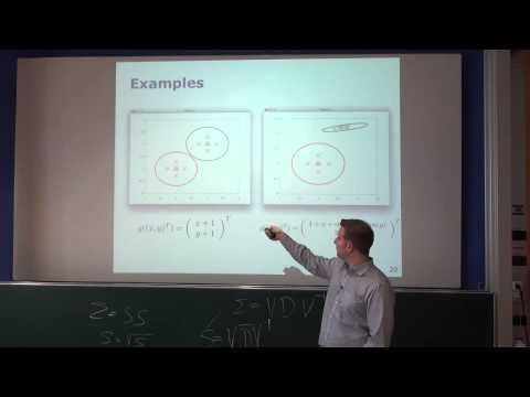 SLAM Course - 06 - Unscented Kalman Filter (2013/14; Cyrill Stachniss)
