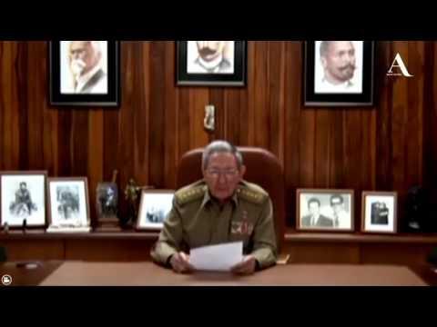 Murió Fidel Castro: cómo fue el anuncio de su fallecimiento