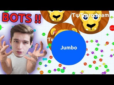 BOTS ARE BACK IN AGARIO !?