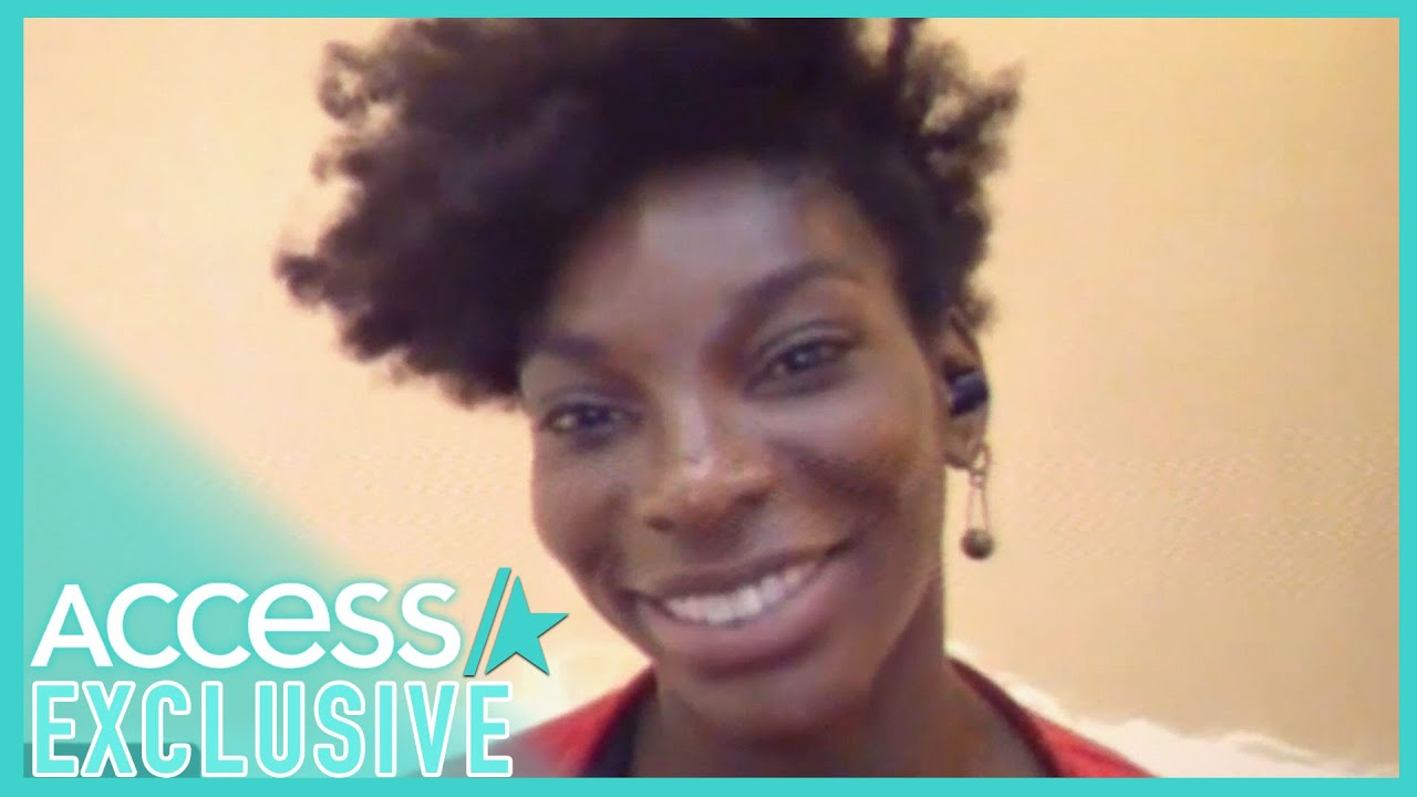 Michaela Coel Tears Up Over 'I May Destroy You' Love