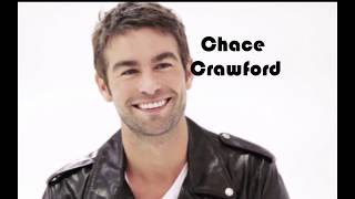 Chace Crawford family