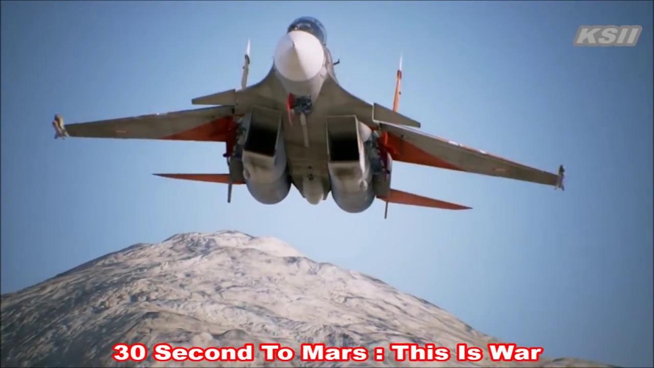 [GMV] 30SecondsToMars : This Is War (AC7,BF4,ARMA3 Music ...