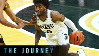 """""""the journey"""" profiles michigan state basketball standout aaron henry.#michiganstatespartans#ncaabasketball#thejourneysubscribe to big ten network on ..."""