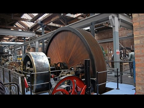 Manchester - Museum of Science and Industry