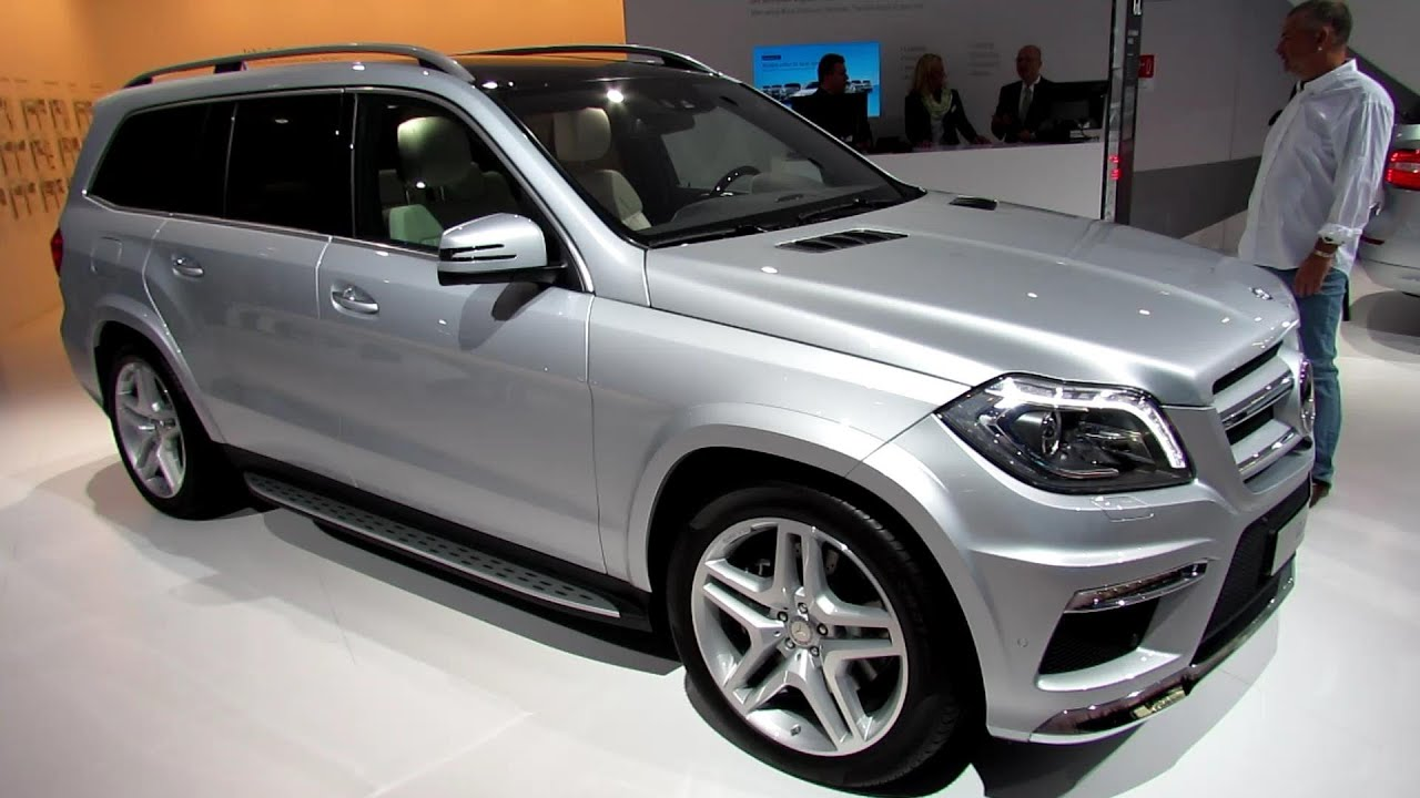 2014 mercedes benz gl class gl350 exterior and interior walkaround 2013 frankfurt motor show youtube - Mercedes Suv Interior 2014