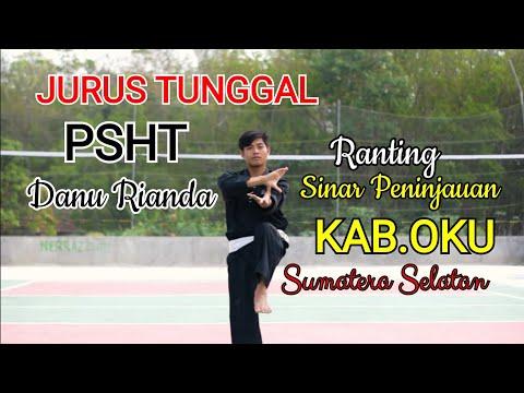 JURUS TUNGGAL PSHT ( Rayon Karya Jaya Kab. OKU SUMSEL)