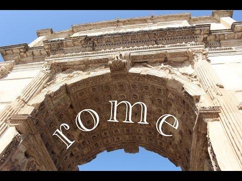 ROME 2017 ~ TRAVEL VIDEO