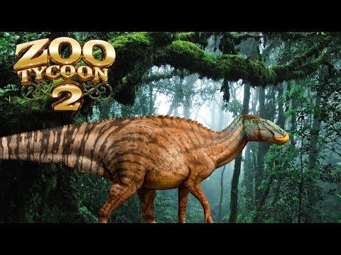 Zoo Tycoon 2: Edmontosaurus Exhibit Speed Build