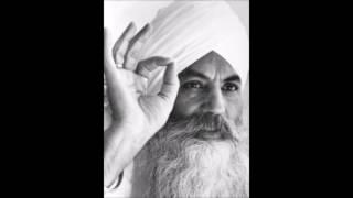 How To Do Naam Simran Explained By Sss Harbhajan Singh (yogi Bhajan)
