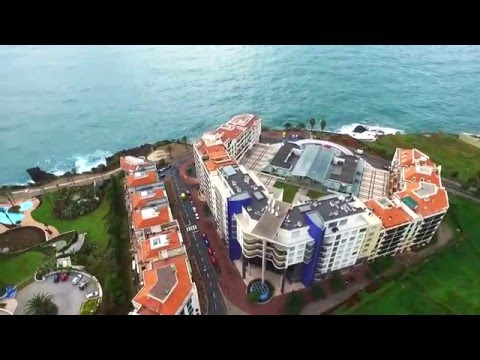 Madeira weekend filmed with a drone