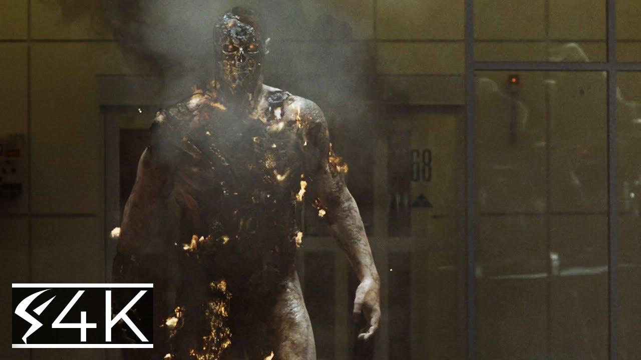 Download Terminator (4K) T-800 : Terminator Salvation